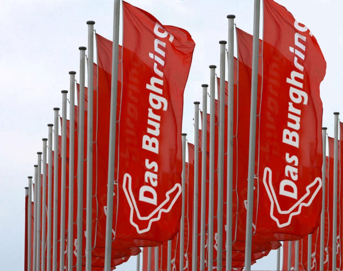 Das Burghring Logo